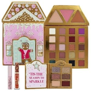 COPY - TOO FACED CHRISTMAS COOKIE HOUSE PARTY COL…